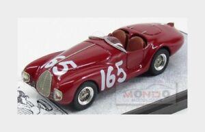 【送料無料】模型車 スポーツカー フェラーリスパイダー#コッパドーロモデルferrari 815 spider car avio 165 coppa doro 1947 rare models 143 rare 43044 mo
