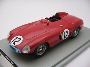 【送料無料】模型車 スポーツカー スケールフェラーリモンツァルマン118 scale tecnomodel ferrari 750 monza le mans 24h 1955 tm1846b