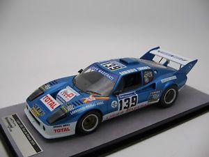 1974tm1899d スケールフランス118 france scale js2 tecnomodel de 【送料無料】模型車 スポーツカー ligier tour