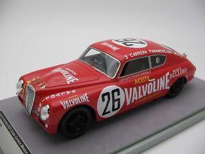 【送料無料】模型車 スポーツカー スケールランチアアウレリアコルサカレラメキシコ118 scale tecnomodel lancia aurelia b20 corsa carrera mexico 1952 tm1869a