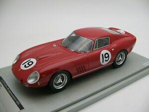 【送料無料】模型車 スポーツカー スケールフェラーリキロ118 scale tecnomodel ferrari 275 gtbc bridghampton 500km 1965 tm1885d