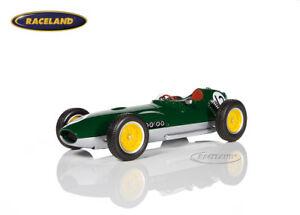 【送料無料】模型車 スポーツカー ロータスクライマックスチームロータスオランダイネスアイルランドlotus 16 climax f1 team lotus 4 gp holland 1959 innes ireland, tecnomodel 118