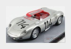 【送料無料】模型車 スポーツカー ポルシェ#キロporsche 718 rsk 114 win1000km zeltweg 1958 von trips tecnomodel 118 tm1882d