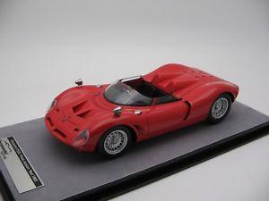 【送料無料】模型車 スポーツカー 118tecnomodel bizzarrini p538corsa 1965tm1897c118 scale tecnomodel bizzarrini p538 press red corsa 1965tm1897c