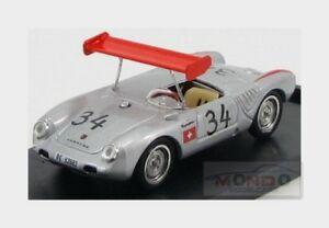 【送料無料】模型車 スポーツカー ポルシェ550rs 1000km19565nurburgring ダイカストbrumm r236 143モデルporsche 550rs 1000 km nurburgring may 1956 brumm r236 143 model d