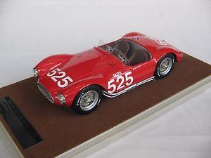 【送料無料】模型車 スポーツカー スケールマセラティマセラティミッレミリア#118 scale tecnomodel maserati a6 gcs mille miglia 1953 car 525 tm1844e