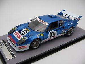 【送料無料】模型車 スポーツカー スケールルマン118 scale tecnomodel ligier js2 le mans 24h 1974tm1899a