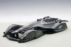 【送料無料】模型車 スポーツカー レッドブルファンプロトタイプスライバモデルred bull x2014 fan car prototype sliver autoart 118 aa18116 model