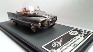 【送料無料】模型車 スポーツカー アルファロメオアストラルトリノモデルスケールモデルalfa romeo 1900c astral boneschi torino gulp models rare built 143 scale model