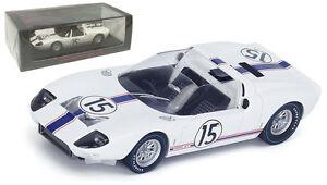 【送料無料】模型車 スポーツカー スパークs4071フォードgt40クモフォードフランスルマン1965ligiertrintignant 143spark s4071 ford gt40 spider ford france le mans 1965 ligiertrinti