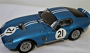 【送料無料】模型車 スポーツカー exoto rlg18011 シェルビーコブラデイトナ1964グッドウッドトロフィーexoto rlg18011 shelby cobra daytona 1964 goodwood tourist trophy winner