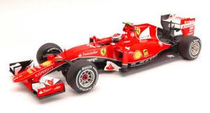 【送料無料】模型車 スポーツカー フェラーリライコネンバーレーングランプリモデルferrari sf15t k raikkonen 2015 n7 2nd bahrain gp 118 looksmart ls18f102 model