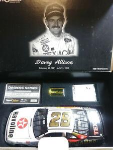 【送料無料】模型車 スポーツカー テキサコフォードサンダーバードチームキャリバー1989 texaco havoline davey allison ford thunderbird team caliber~limited edition