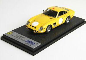 【送料無料】模型車 スポーツカー フェラーリマウスボタンテストバージョンferrari 330 lmb rhd sn 4725 sa telacrest test version 2013 bbr 143 car57a2 mod