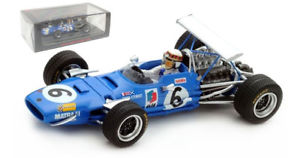 【送料無料】模型車 スポーツカー スパークs5380 matra ms106ドイツgp 1968 ジャッキーステュアート143