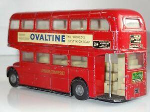 【送料無料】模型車 スポーツカー バススポットtriang spot on lt routemaster bus 145