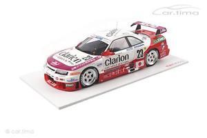 【送料無料】模型車 スポーツカー スカイラインルマンモデルnissan skyline gtr lm 24h le mans 1995tsm model 118 tsm151826r