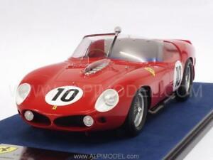 【送料無料】模型車 スポーツカー フェラーリルマンferrari tr61 winner le mans 1961 gendebienhill wi 118 looksmart ls18lm03