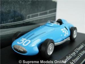 【送料無料】模型車 スポーツカー タイプカーモデルネットワークアトラスフォーミュラグランプリランスgordini type 32 car model 143 1956 ixo atlas la saga formula 1 gp reims blue t3