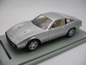 【送料無料】模型車 スポーツカー 118tecnomodelフェラーリ365 gtc4 nurburgringシルバー1971tm1892b118 scale tecnomodel ferrari 365 gtc4 nurburgring silver 1971tm1892b
