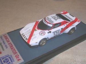 【送料無料】模型車 スポーツカー イタリア1974 paleariemmebi 143ランチアstratos gr4アダムdlancia stratos gr4 adamgiro d italia 1974 paleariemmebi 143 true