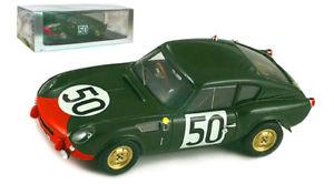 【送料無料】模型車 スポーツカー スパークs141050ルマン1964ホッブズslotemaker 143spark s1410 triumph spitfire 50 le mans 1964 hobbsslotemaker 143 scale