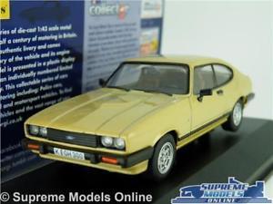 【送料無料】模型車 スポーツカー fordcapri car model mk3 oyster gold 143 scalecorgi vanguards va10814b t4ford capri car model mk3 oyster gold 143 scale cor