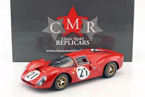 【送料無料】模型車 スポーツカー フェラーリ#ルマンパークスferrari 330 p4 21 2nd 24 h lemans 1967 scarfiotti, parkes 112 cmr