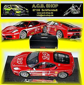【送料無料】模型車 スポーツカー フェラーリチャレンジレッドエリートスペシャルエディションferrari f 430 challenge 200409 red 118 elite special edition