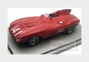 【送料無料】模型車 スポーツカー フェラーリ#レースferrari f857 scaglietti 141 scca montgomery race 1956 tecnomodel 118 tm1826d