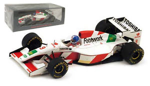 【送料無料】模型車 スポーツカー スパークs3909フットワークfa149オーストラリアgp 1993 デレクウォリック143