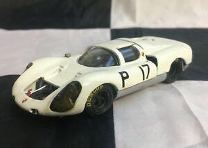 【送料無料】模型車 スポーツカー dallari 143hand built 17p porsche910nurburgring 1967white metal model cardallari 143 hand built p 17 porsche 910 nurburgri