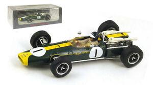 【送料無料】模型車 スポーツカー スパークロータス#グランプリジムクラークスケールspark s2143 lotus 43 brm 1 winner us gp 1966 jim clark 143 scale