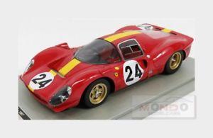 【送料無料】模型車 スポーツカー フェラーリスポーツチーム#ルマンferrari 330 p4 equipe national belge 24 le mans 1967 tecnomodel 118 tm1831b m