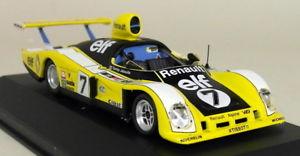 【送料無料】模型車 スポーツカー ixo 143lmc042ルノーアルプスa4427ルマン1977ダイカストモデルカーixo 143 scale lmc042 renault alpine a442 7 le mans 1977 diecast model car