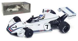 【送料無料】模型車 スポーツカー スパークブラバム#ドイツグランプリカルロスロイテマンスケールspark s4787 brabham bt44b 7 winner german gp 1975 carlos reutemann 143 scale