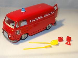 【送料無料】模型車 スポーツカー フォードトランジットアクセサリtekno ford taunus transit fire service with accessories