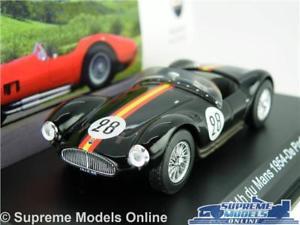 【送料無料】模型車 スポーツカー maserati a6gcs53 car model 143 size le mans 1954portago tomasi 24hr ixo t4maserati a6gcs53 car model 143 size le mans 1954