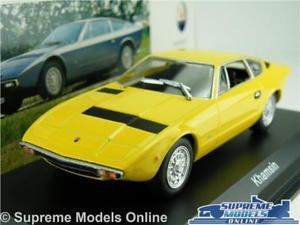 【送料無料】模型車 スポーツカー maserati khamsin car model 143 size ixo altaya1973yellow coupe italy t34zmaserati khamsin car model 143 size ixo altaya 19