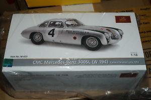 【送料無料】模型車 スポーツカー メルセデスベンツ300sl4 cmc m023 118 nibmercedesbenz 300sl 4 cmc m023 118 nib