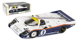【送料無料】模型車 スポーツカー スパークポルシェ#ルマンヘイウッドspark 43lm83 porsche 956 3 le mans winner 1983 holberthaywoodschuppan 143