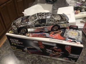 【送料無料】模型車 スポーツカー ジェフゴードンシカゴレースプラチナjeff gordon 2006 75th chicago raced win presidental platinum 1 of 75 very rare