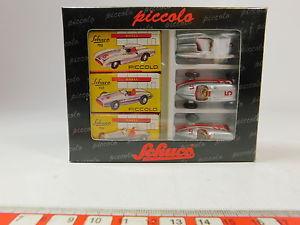 【送料無料】模型車 スポーツカー ピッコロシルバーアローメルセデスニップas2290, 5 schuco piccolo 190 01196 geschenkset silver arrow mercedes, nip