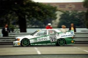 【送料無料】模型車 スポーツカー メルセデスシューマッハカスタムlow mercedes 190e evo m schumacher dtm 1991 in 118 custom