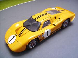 【送料無料】模型車 スポーツカー セブリング listingford gt 40 mk iv, sebring 1967, exoto 118