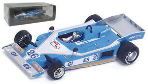 【送料無料】模型車 スポーツカー スパーク#モナコグランプリジャックラフィスケールspark s4816 ligier js9 26 monaco gp 1978 jacques laffite 143 scale