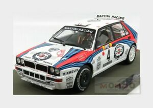 【送料無料】模型車 スポーツカー ランチアデルタ#ラリーモンテカルロlancia delta hf integr 4 winner rally montecarlo 1992 topmarques 112 tmr1201a