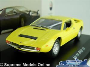 【送料無料】模型車 スポーツカー マセラティマセラティメカーモデルサイズネットワークイエロースポーツmaserati merak 3000 ss car model 143 size ixo yellow 1976 sports t4z