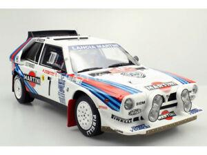 【送料無料】模型車 スポーツカー トップmarques collectibles 112ランチアデルタs4モンテカルロ1986tmtop marques collectibles 112 lancia delta s4 winner monte carlo 1986tm