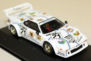 【送料無料】模型車 スポーツカー quartzo 143q3044 bmw m1ミュンヒェンルマン1981ダイカストモデルカーquartzo 143 scale q3044 bmw m1 munchen le mans 1981 diecast model car